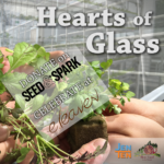 """Donate then Celebrate the Successful """"Hearts of Glass"""" Crowdfunding Campaign"""