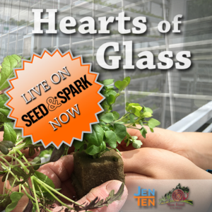 Help Hearts of Glass maintain its TOP 10 FOLLOWED PROJECTS status on Seed&Spark